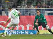 Number 3: The next Ralf Fährmann had to believe. On December 7, 2013, he did not win the Schalke holder in victory 2-1.