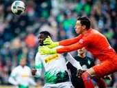 Werder Bremen v Borussia Monchengladbach
