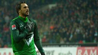 Hugo Almeida zu Besiktas - Allofs: Beste Option