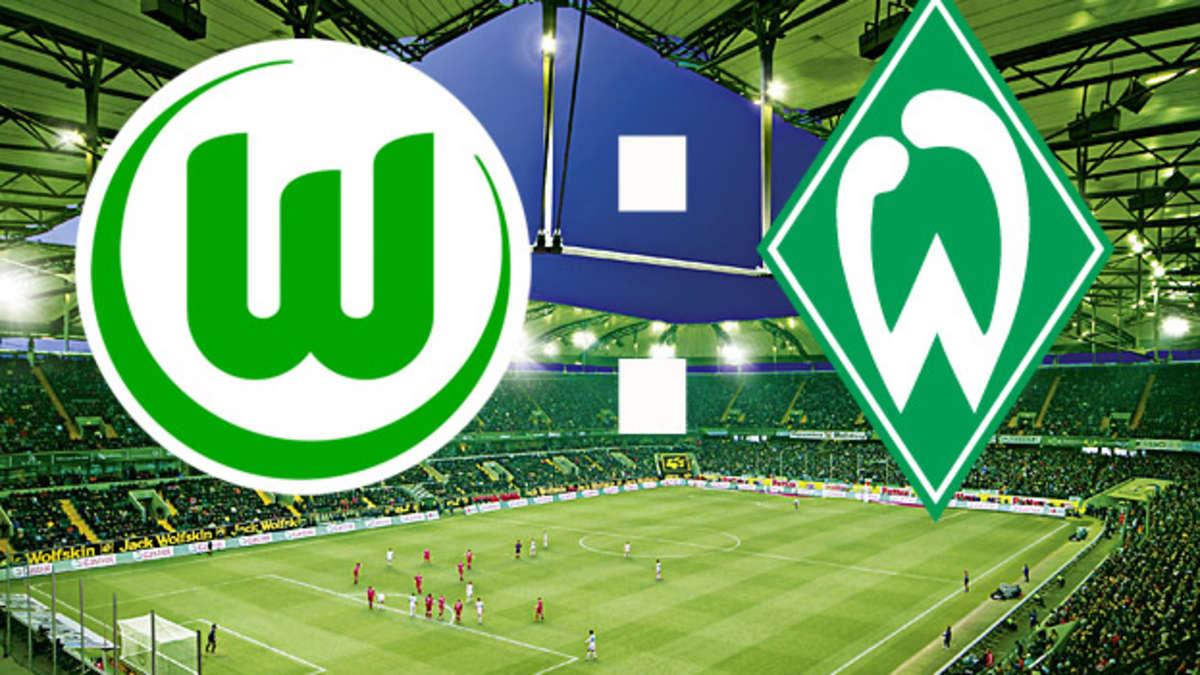 Wolfsburg Gegen Werder Bremen