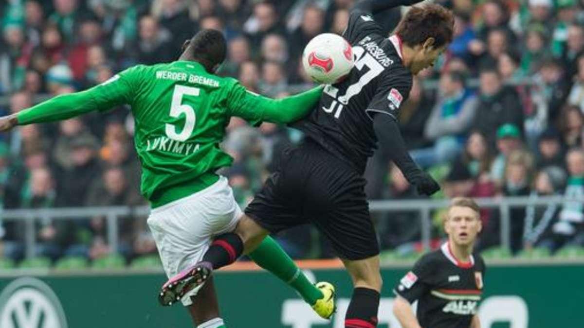Werder Augsburg