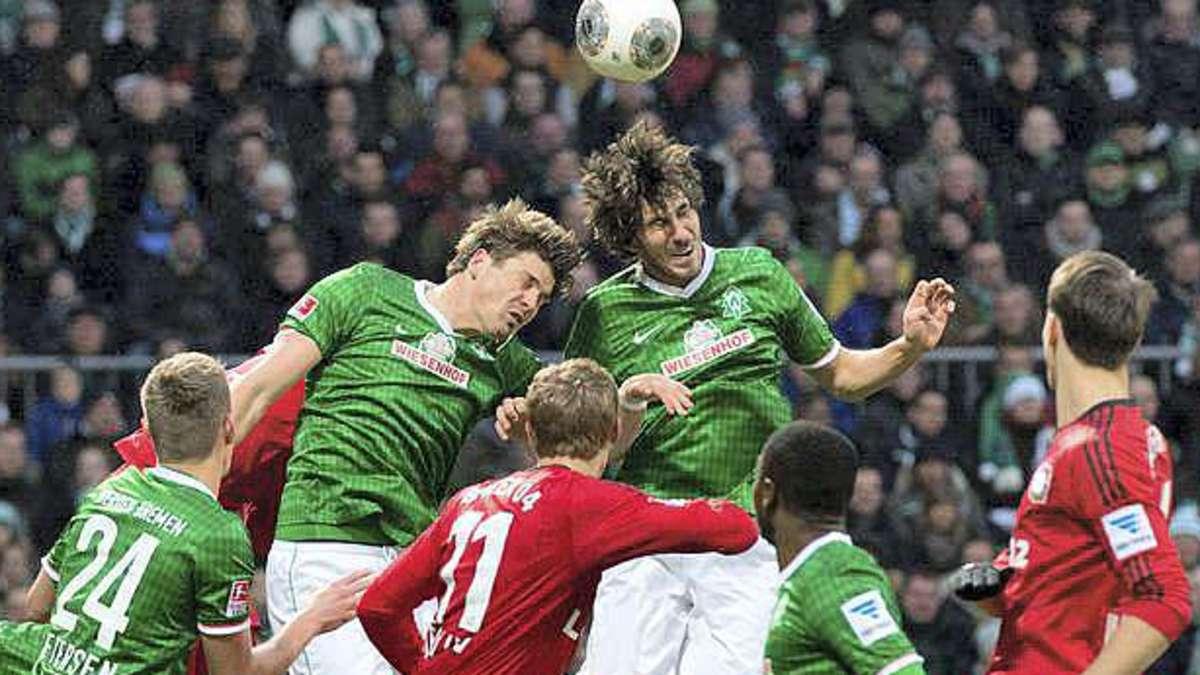 Werder Bremen Gegen Bayer Leverkusen