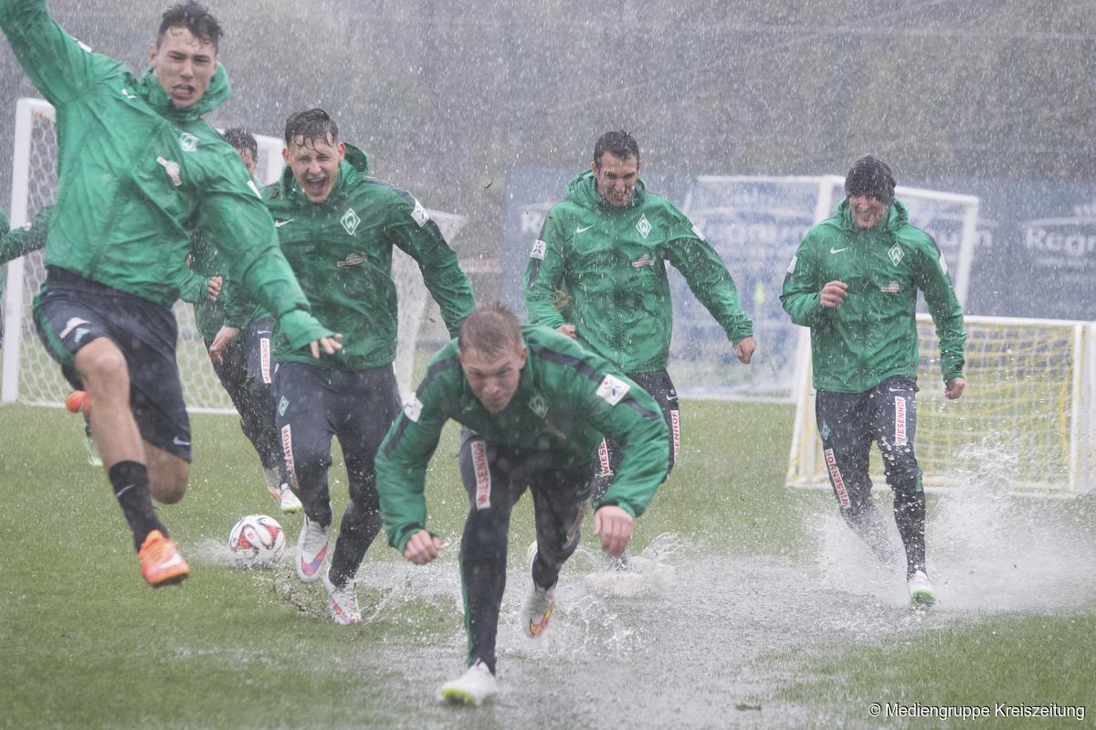 Bremen Spiel Gestern