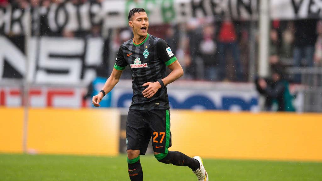 Spielstand Wolfsburg