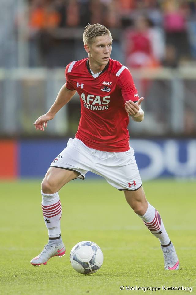 Aron Johannsson 2016