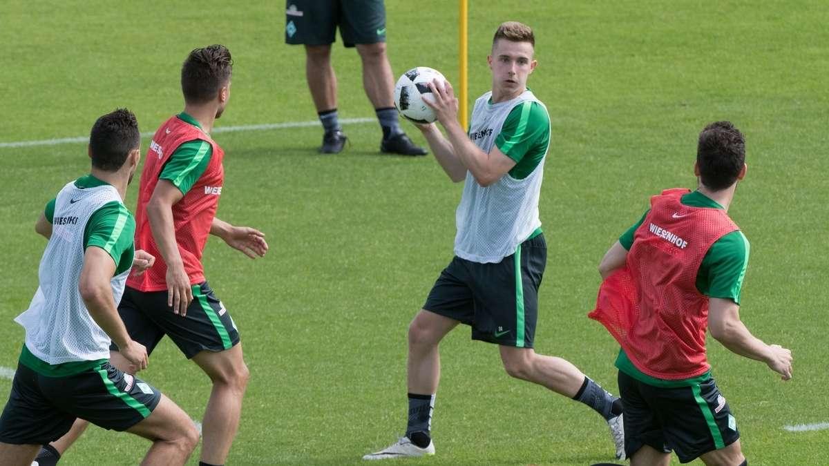 Werder Bremen öffentliches Training