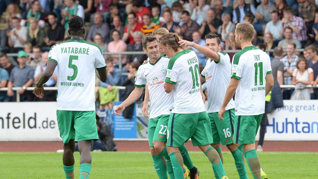 Werder Gegen Ingolstadt