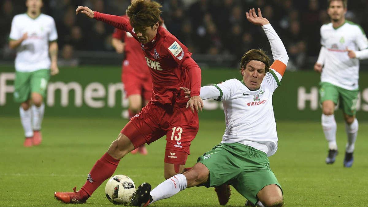 Fc Köln Gegen Bremen