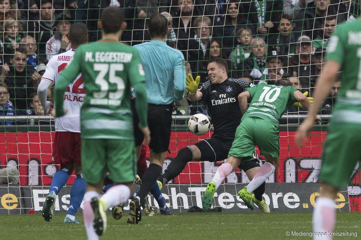 Hamburger Sv Gegen Werder Bremen