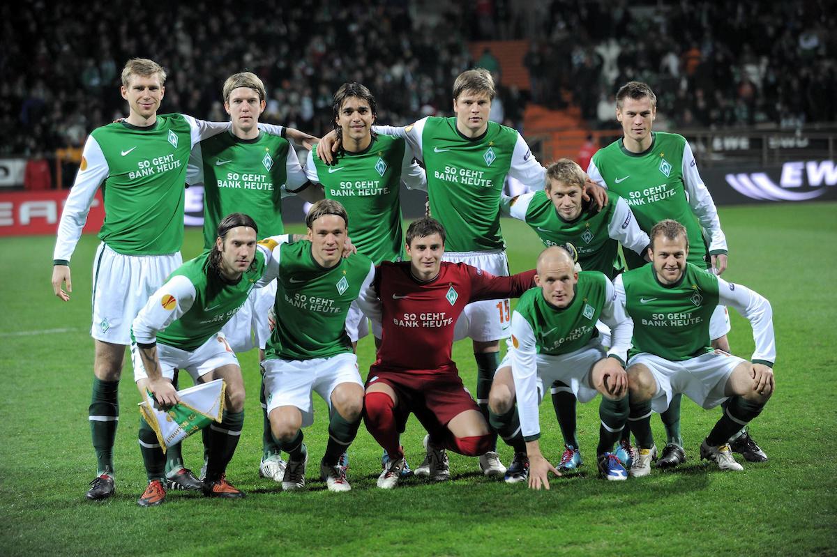 Werder Bremen: Der Weg in die Europa League