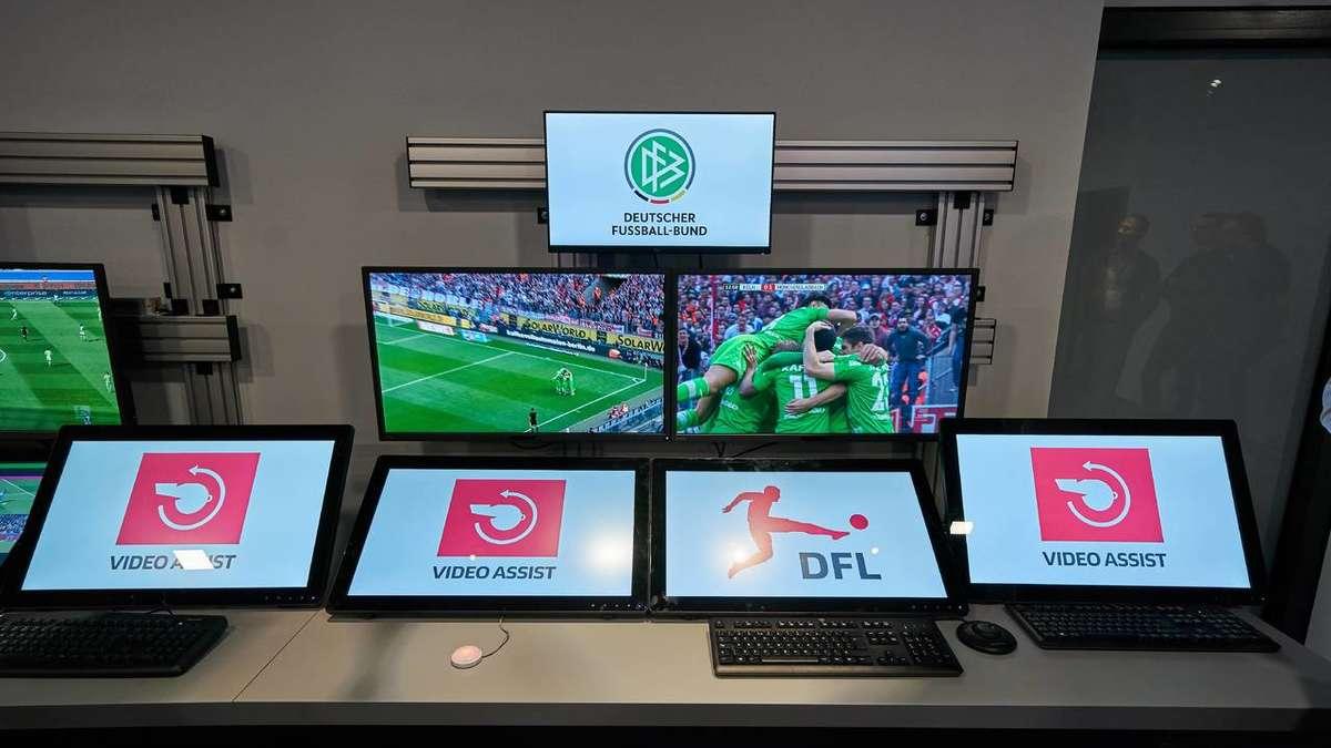 Videobeweis Bundesliga