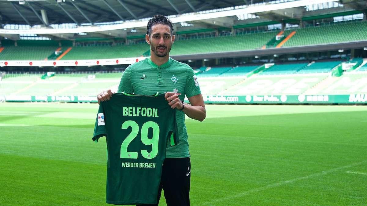 Belfodil Bremen