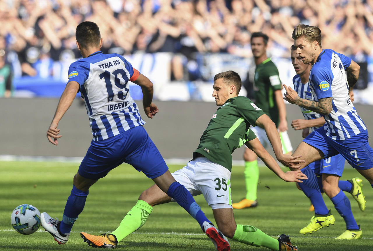 Hertha Gegen Bremen
