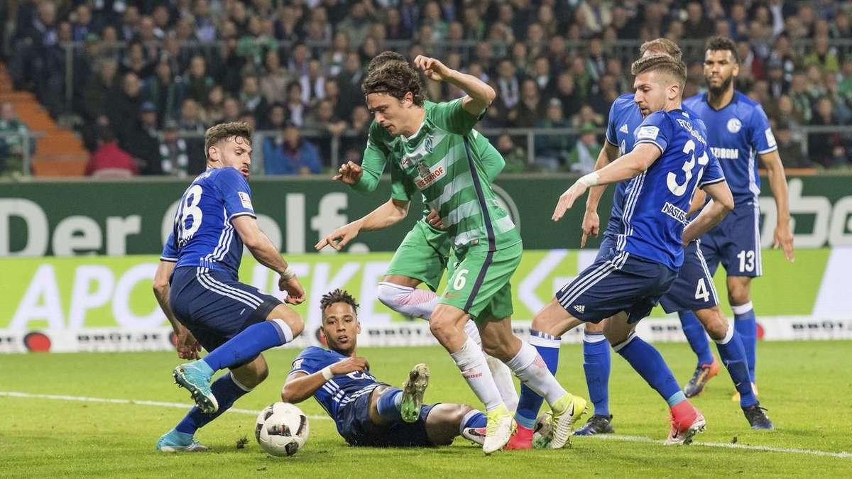 Spiel Werder Heute