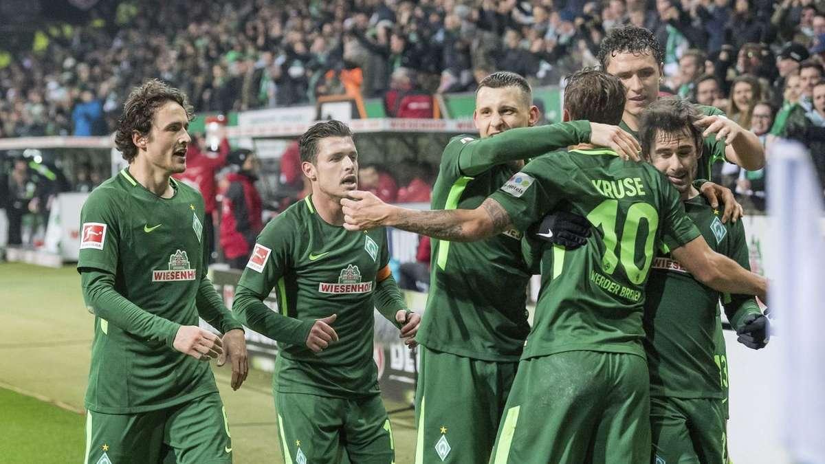Werder Bremen Stuttgart