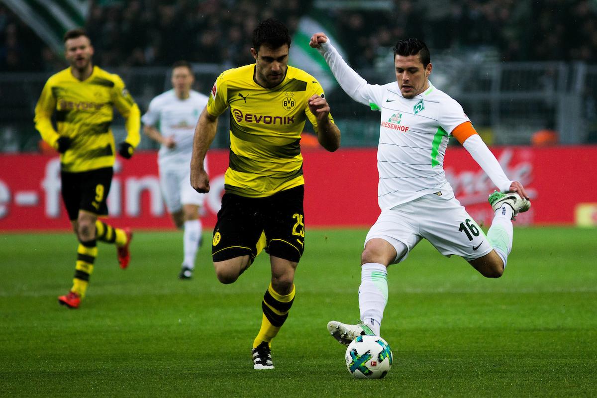 Werder Bremen Gegen Borussia Dortmund