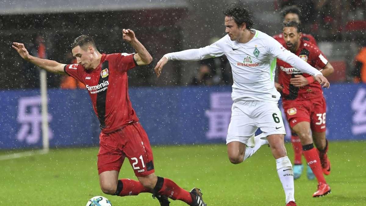 Werder Gegen Leverkusen
