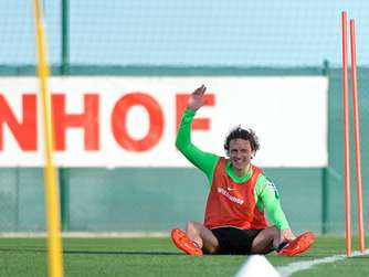 Fotostrecke: Thomas Delaney im Trainingslager