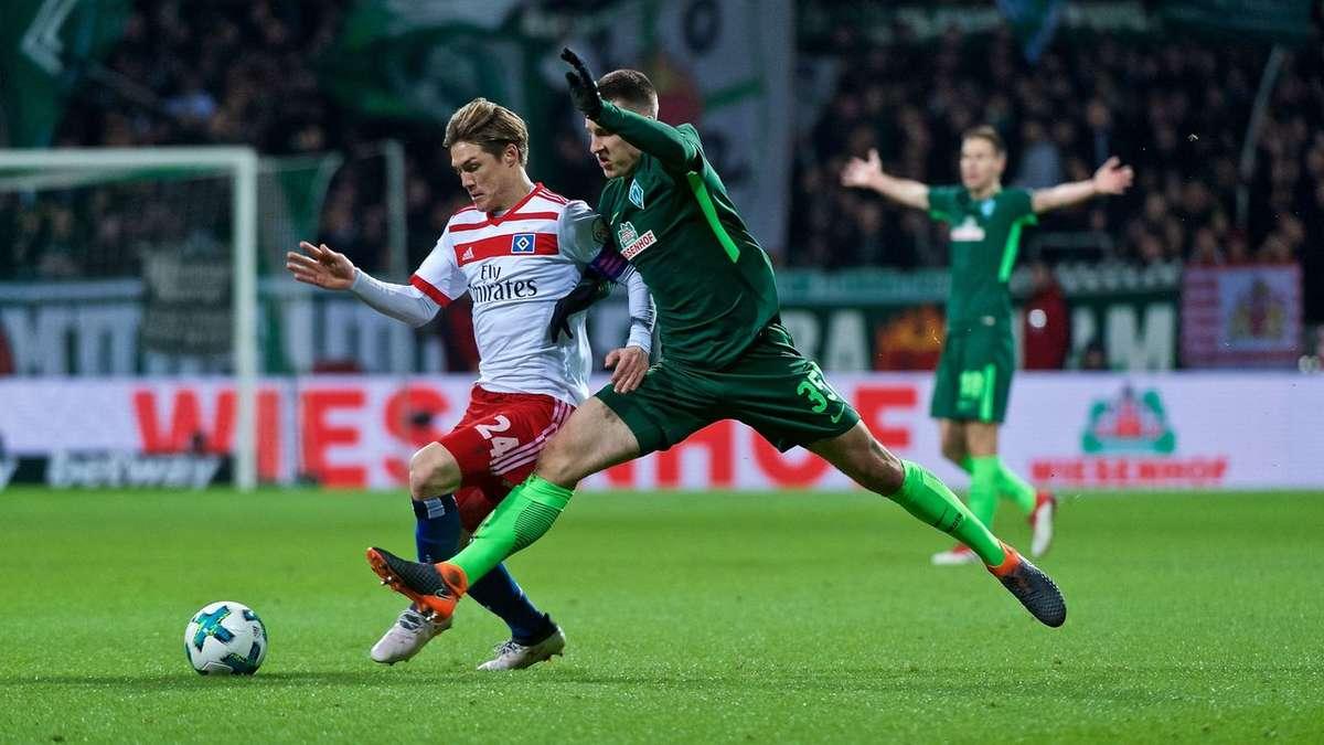 Werder Gegen Hamburg