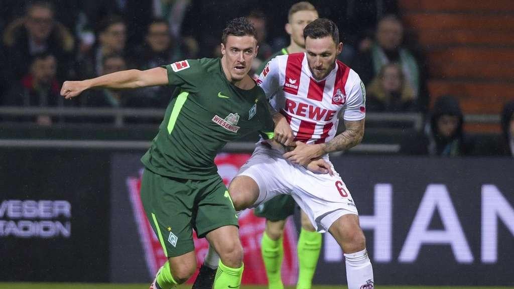 Werder Bremen Gegen 1 Fc Köln Liveticker 26 Spieltag In Der