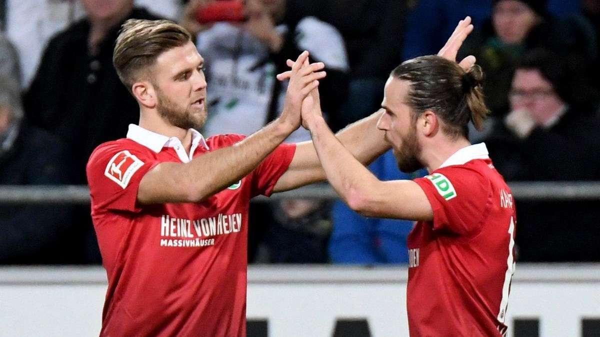 Hannover 96 Gegen Bremen