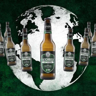 Fotostrecke: DeichBier around the World