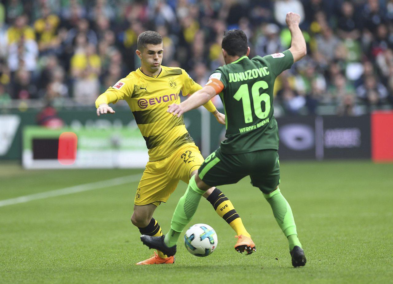 Werder Gegen Dortmund
