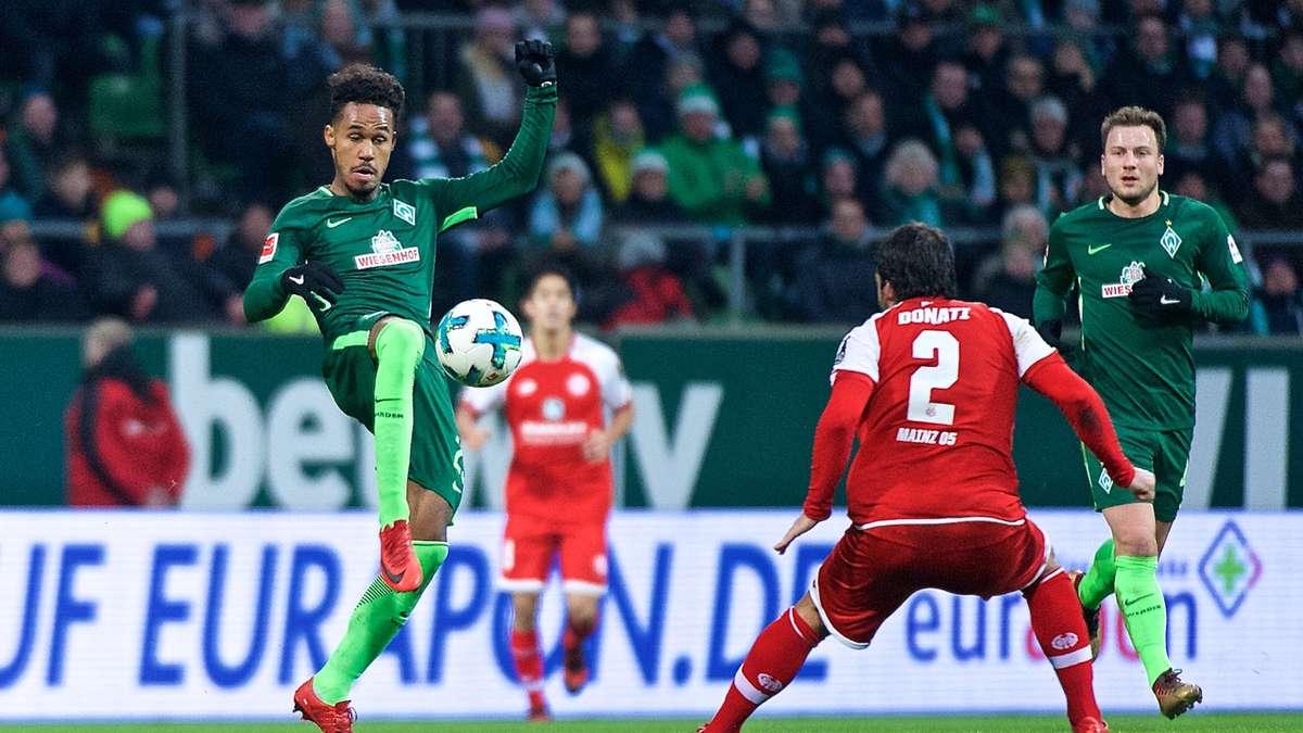 Mainz Gegen Bremen 2017