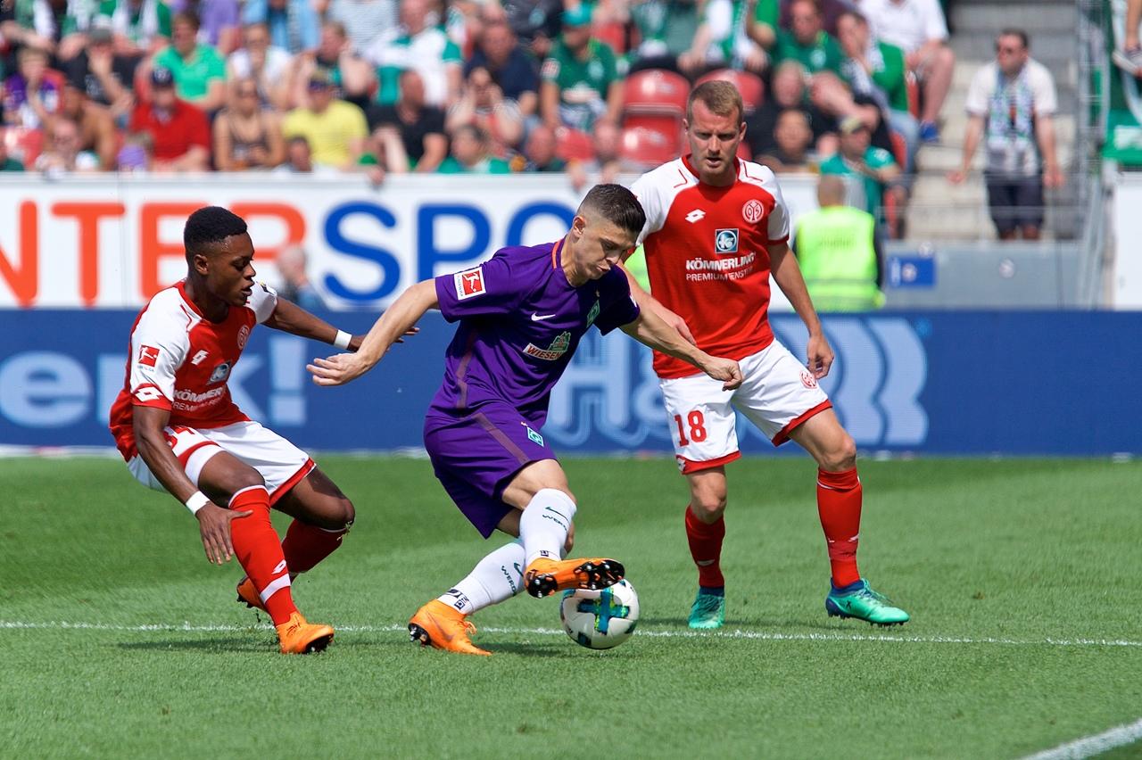 Werder Bremen Gegen Fsv Mainz 05 Liveticker 34 Spieltag