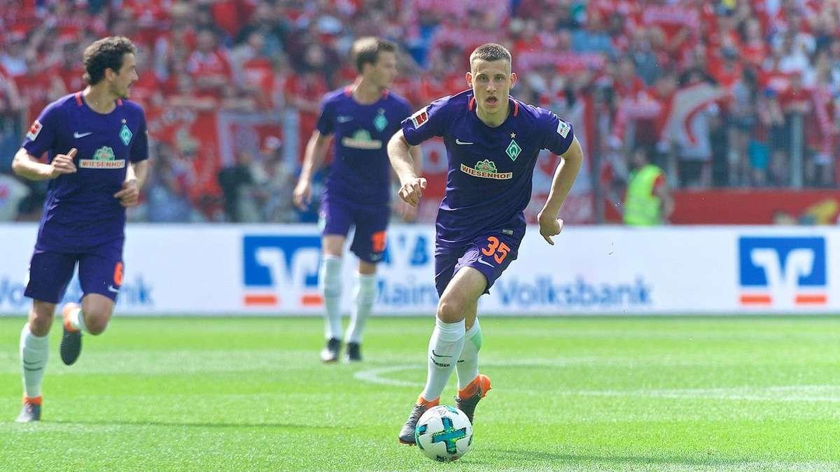 Bremen Spieler 2017
