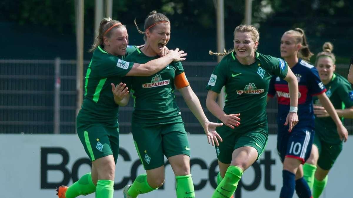 Werder Frauen