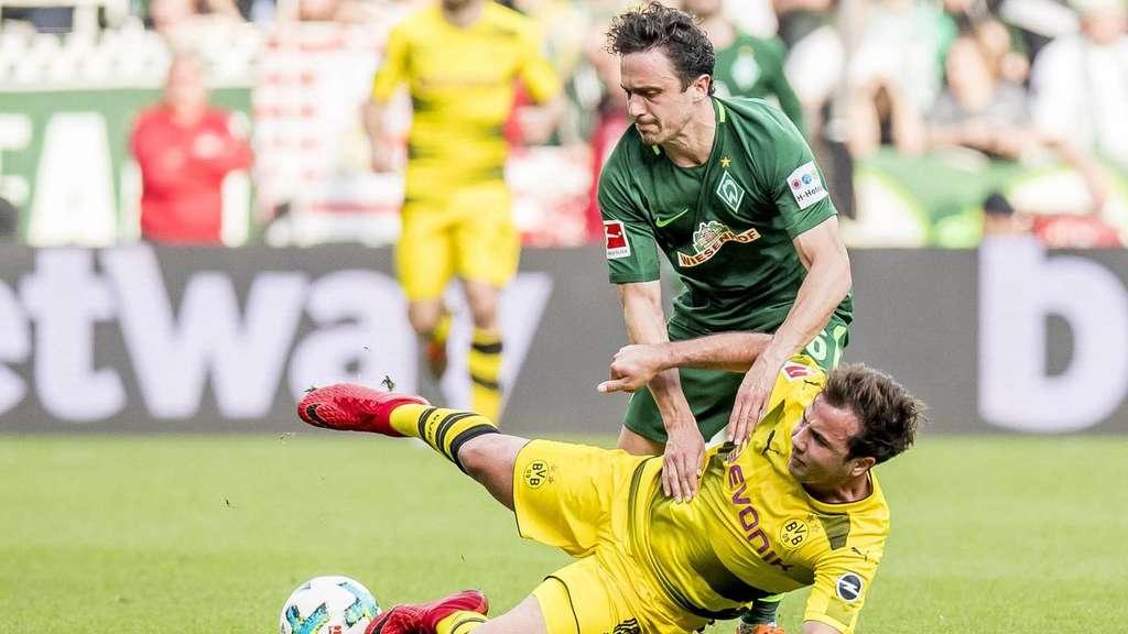 Werder Bremen Thomas Delaney Beseitigt Zweifel Borussia Dortmund