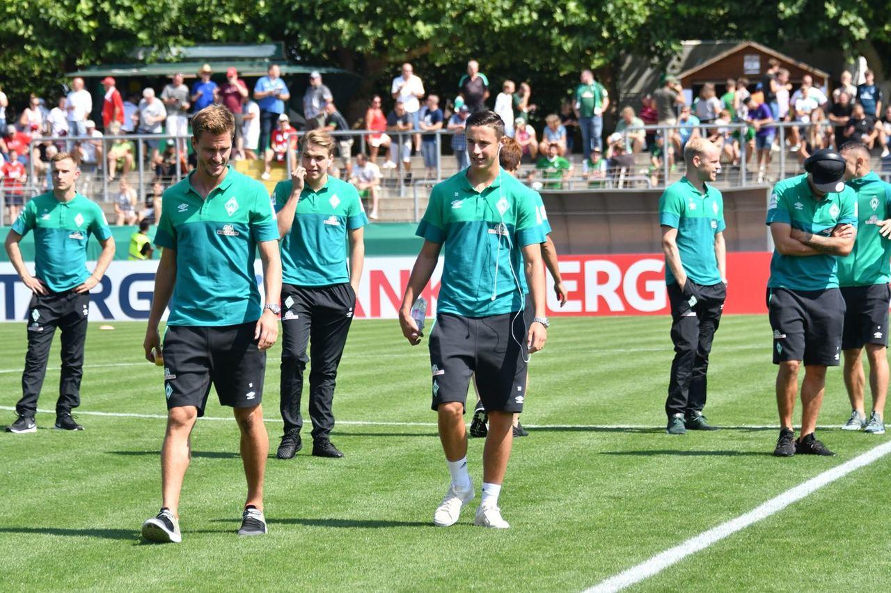 Wormatia Worms gegen Werder Bremen - Spielbericht DFB-Pokal erste Runde 2018/2019 | News