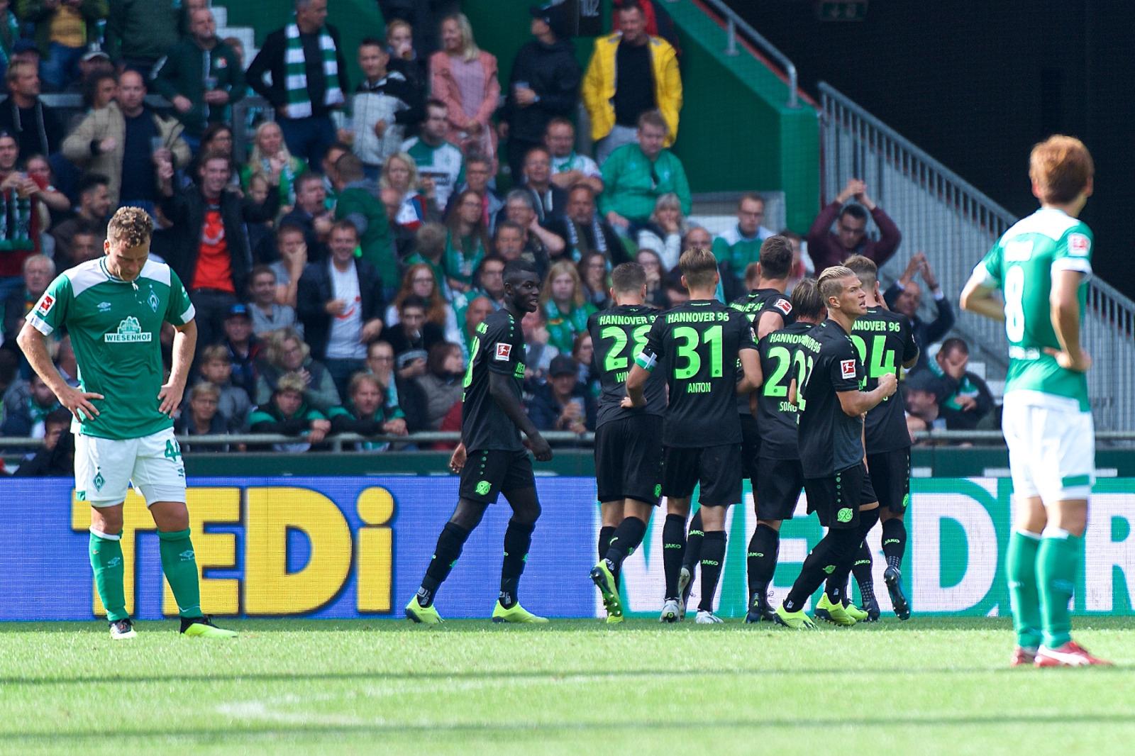 Hannover Gegen Bremen 2020