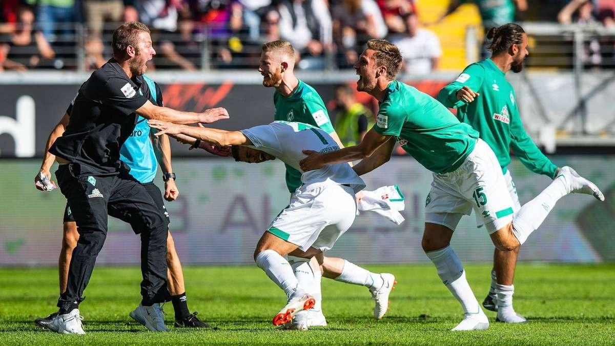 Werder Bremen Eintracht Frankfurt