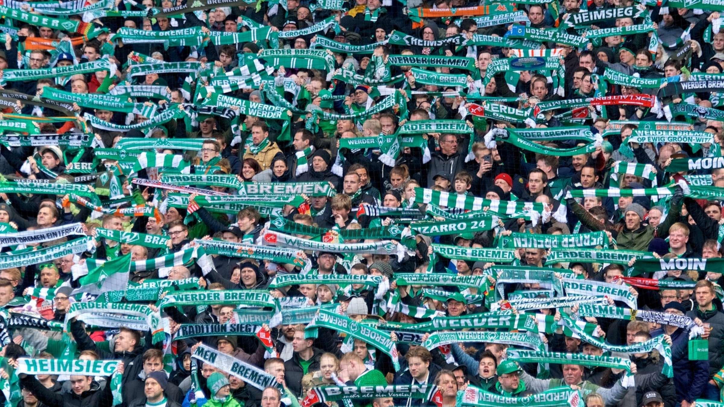 Fans Von Werder Bremen Fur Fussball Spruch Des Jahres