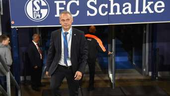 Olaf Thon istals offizieller Repräsentant beim FC Schalke 04 engagiert.