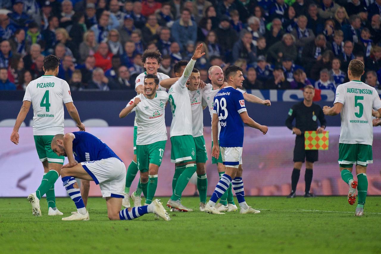 Schalke 04 Gegen Bremen