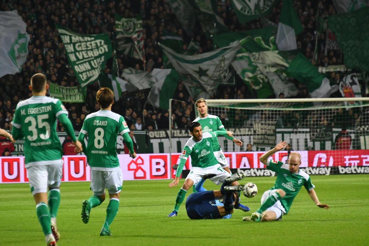 Werder Bremen Gegen Leverkusen