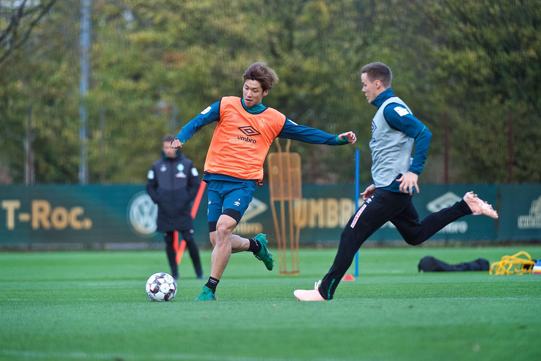 Г¶ffentliches Training Werder Bremen 2021