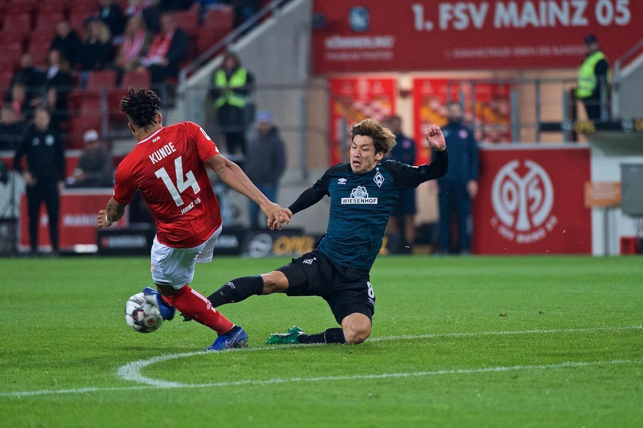 Werder Bremen Gegen Mainz