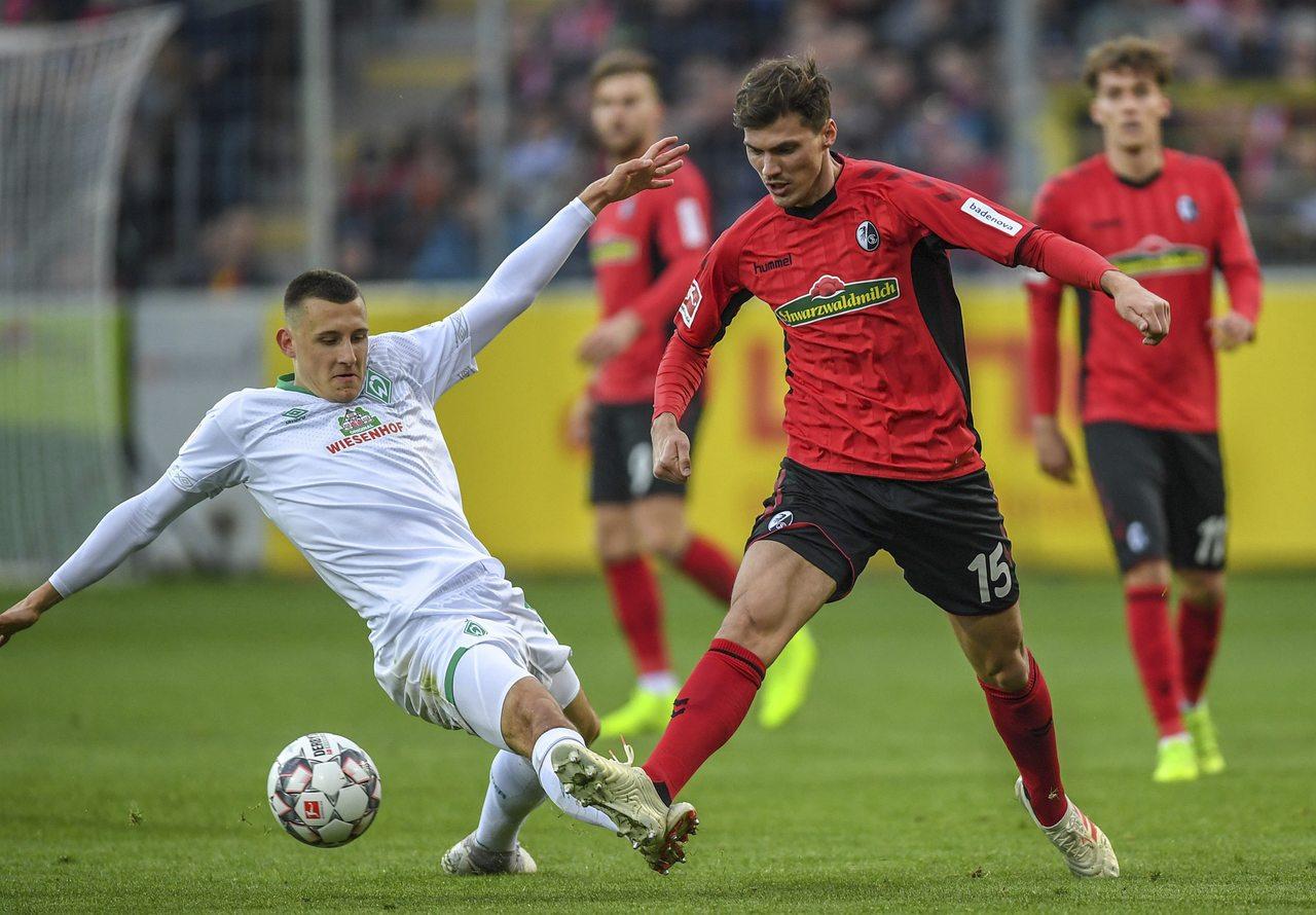 Werder Gegen Freiburg