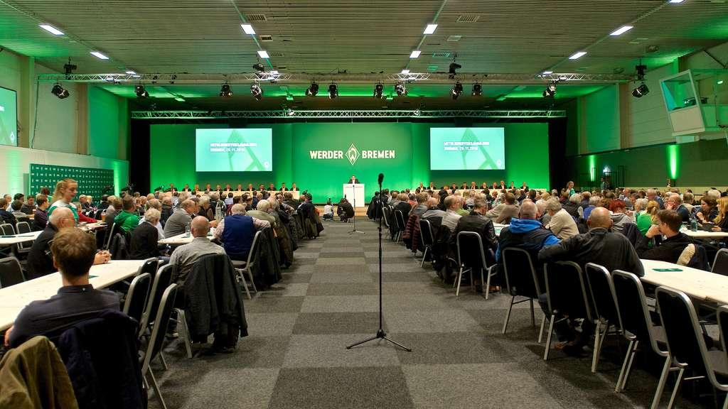 Werder Bremen Jahreshauptversammlung Jhv 2018 Im Liveticker