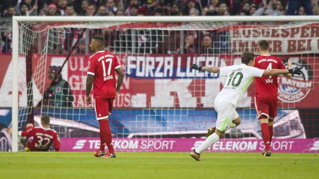 Werder Bremen Gegen Fc Bayern München Eine Bilanz Der Letzten Zehn