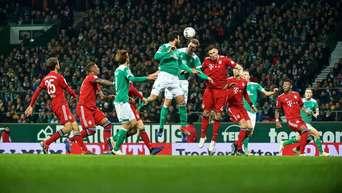 Liveticker Werder Bremen Gegen Fc Bayern Munchen 13