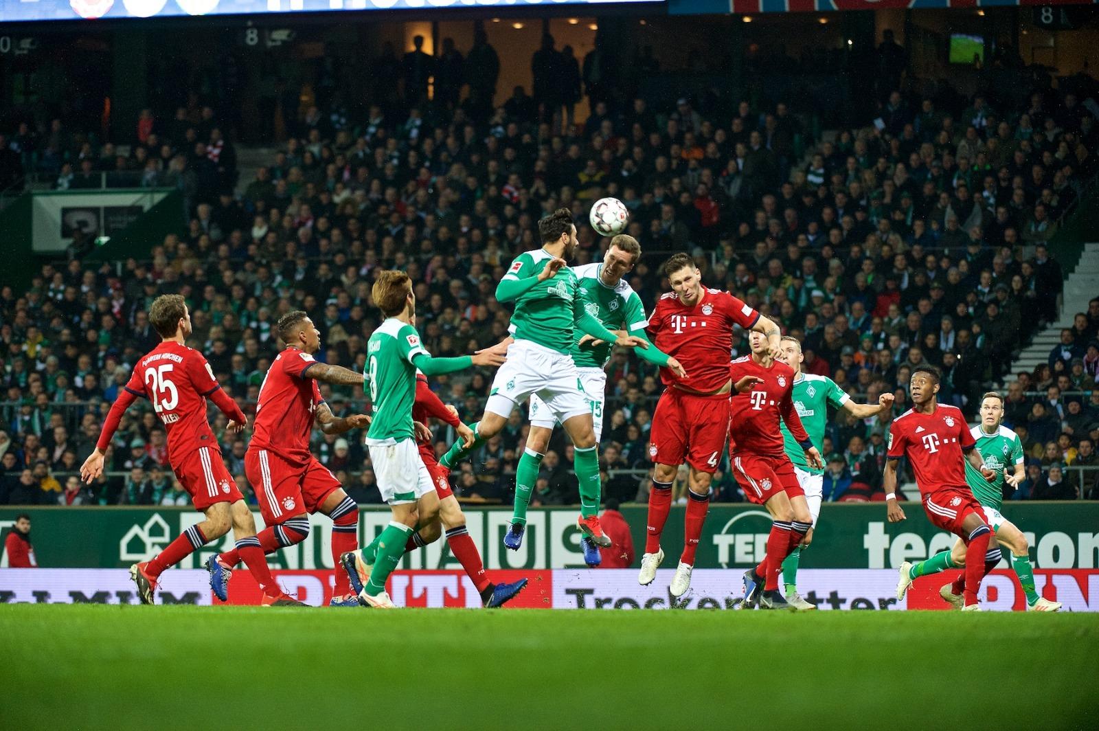 Spiel Bayern Gegen Bremen