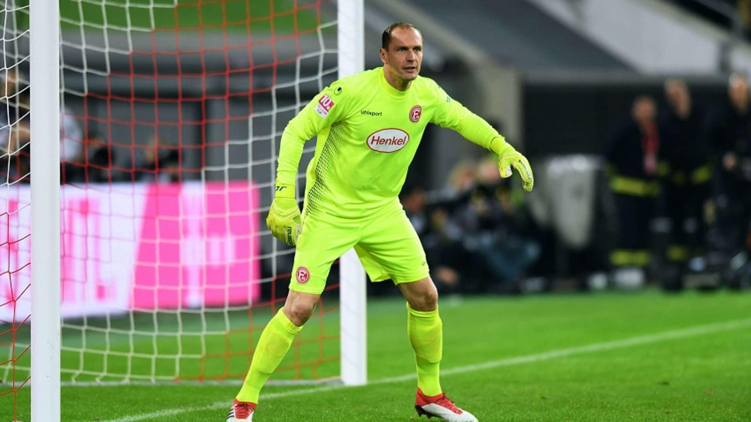 Werder Bremen Jaroslav Drobnys Wechsel Zu Fortuna