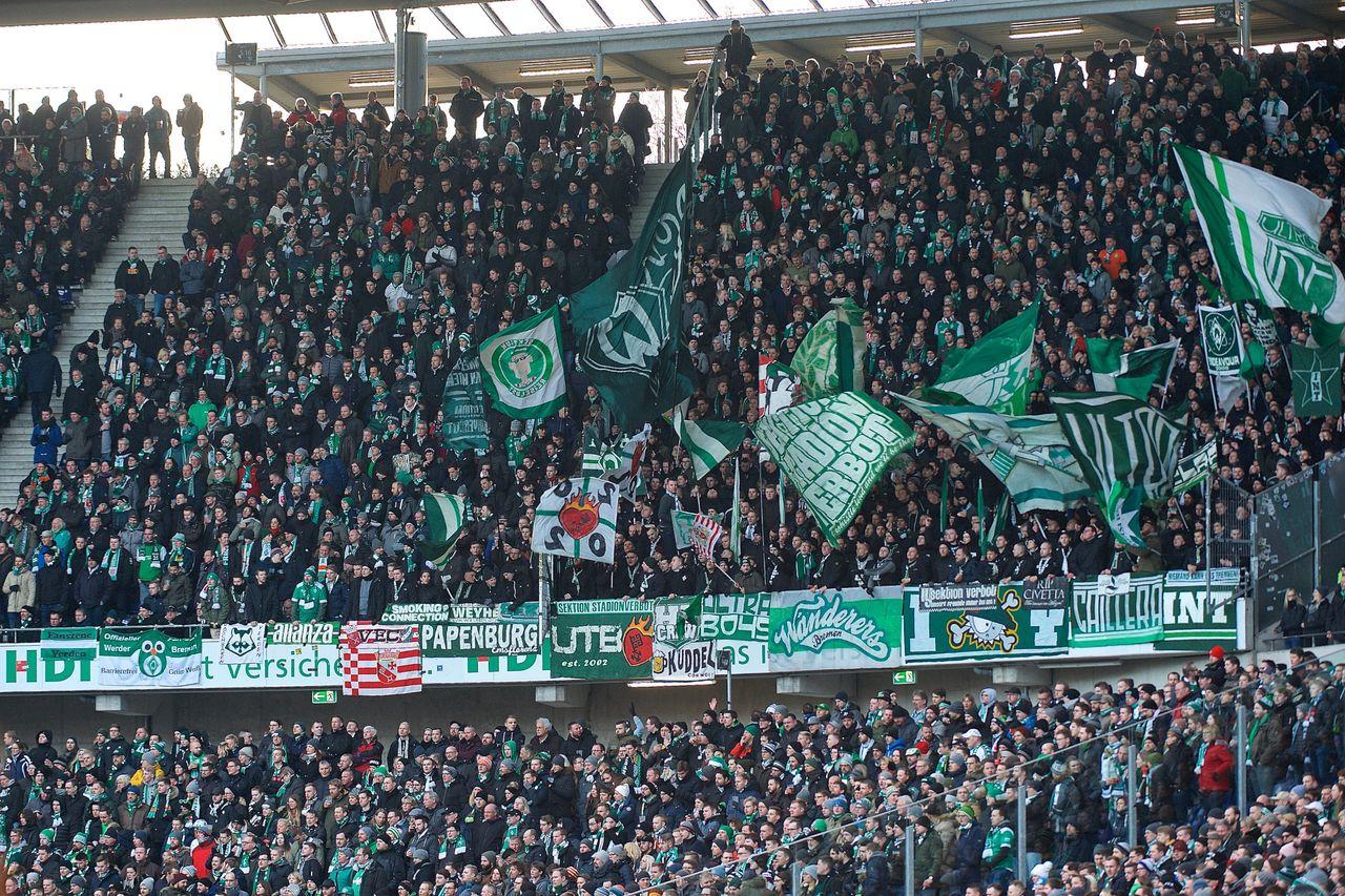 Sge Gegen Werder Bremen