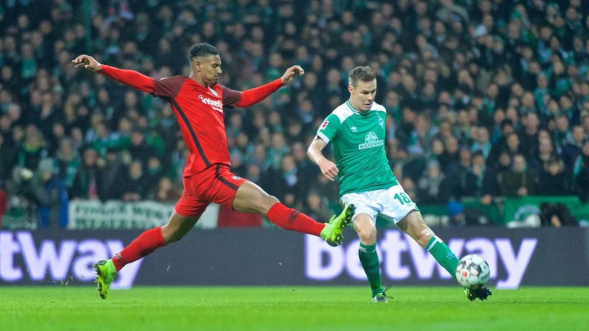 Werder Gegen Frankfurt