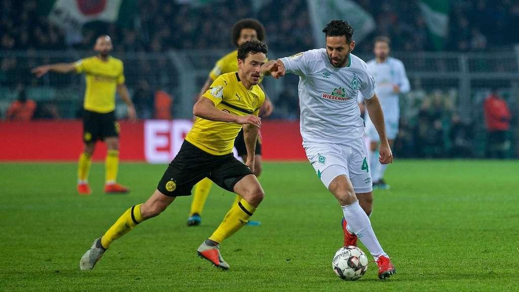 Bremen Dortmund Pokal